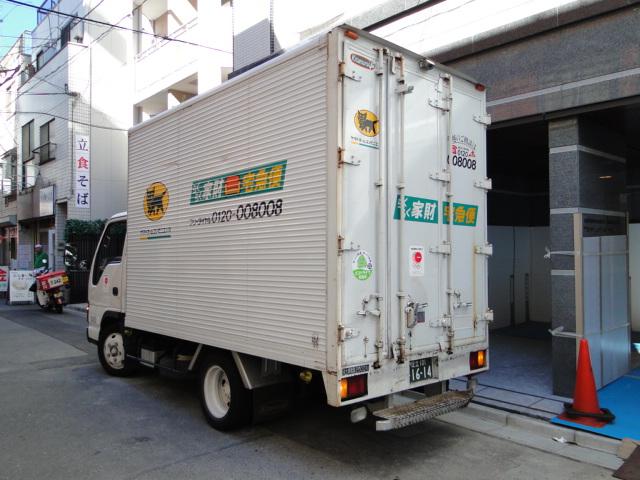 引越し業者 東京